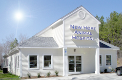 New Hope Animal Hospital Exterior